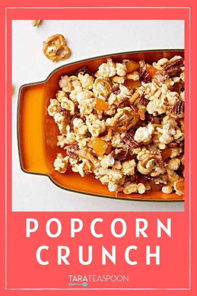 Popcorn Crunch Pinterest Pin