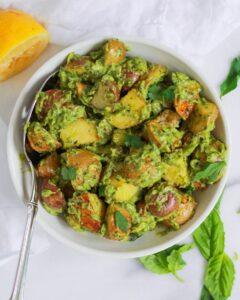 Healthy Herbed Potato Salad
