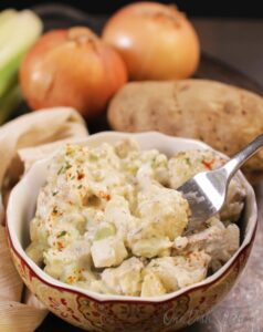 Potato Salad For One