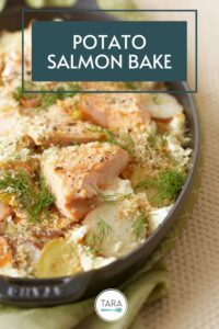 potato salmon bake pin