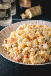 Russian Potato Salad (Olivier Salad)