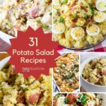 potato salad recipes pin