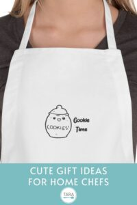 Pin Image for Cookie Time Apron