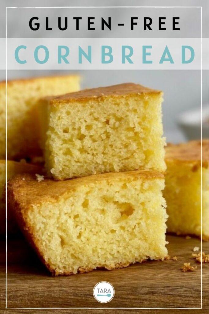 gluten free cornbread pin