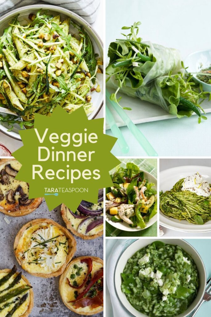 veggie dinners pin