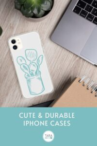 Cooking Utensils iPhone Case