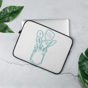 Cooking Utensils Laptop Sleeve