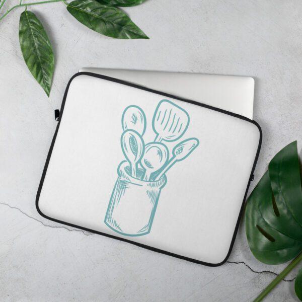 Cooking Utensils Laptop Sleeve