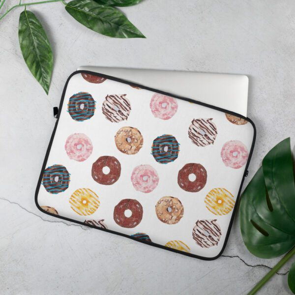 Mini Donuts Laptop Sleeve