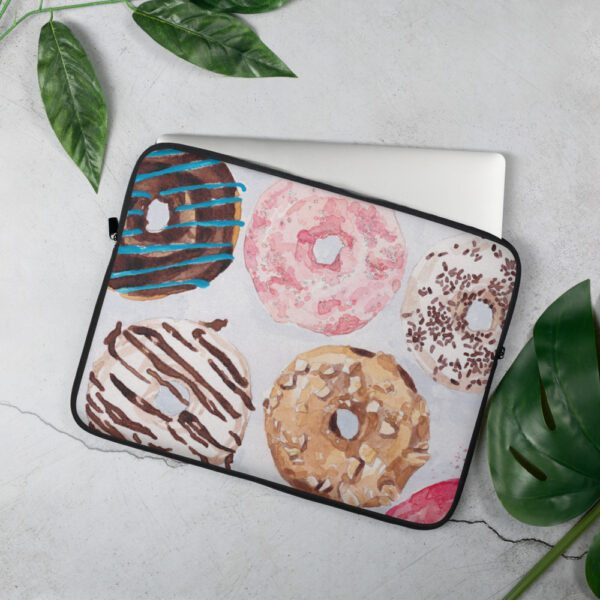 Donut Laptop Sleeve