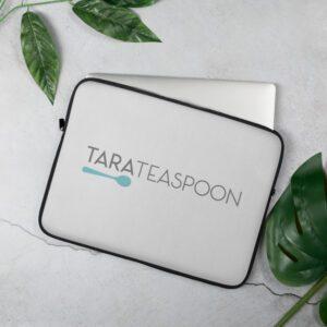 Tara Teaspoon Laptop Sleeve
