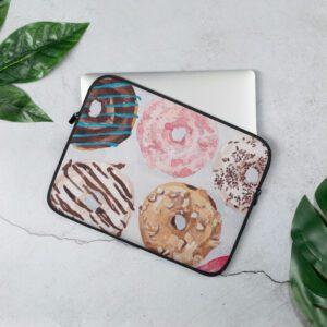 Donut Laptop Sleeve