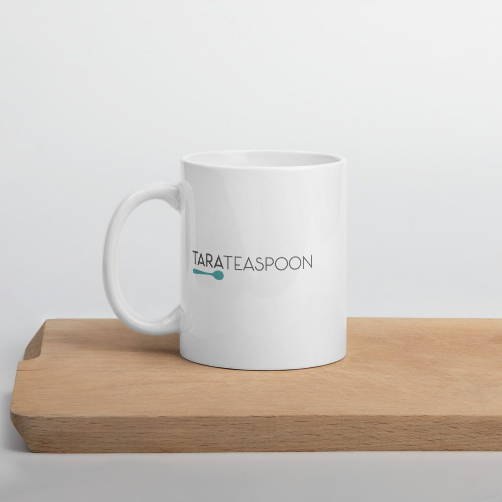Tara Teaspoon Mug