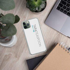 Tara Teaspoon iPhone Case