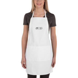 Love of Baking Embroidered Apron
