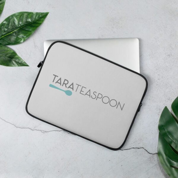Tara Teaspoon Laptop Sleeve