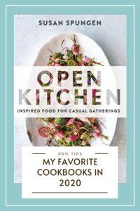susan spungen's open kitchen cookbook pin