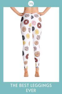 pin for donut leggings