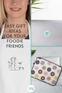 pin for foodie gift ideas