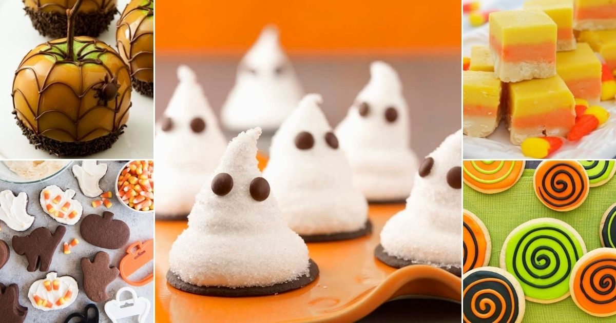 collection image of 35 Halloween treats