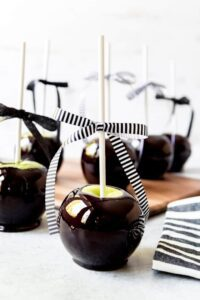 poison candied apples