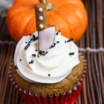 michael meyers cupcakes