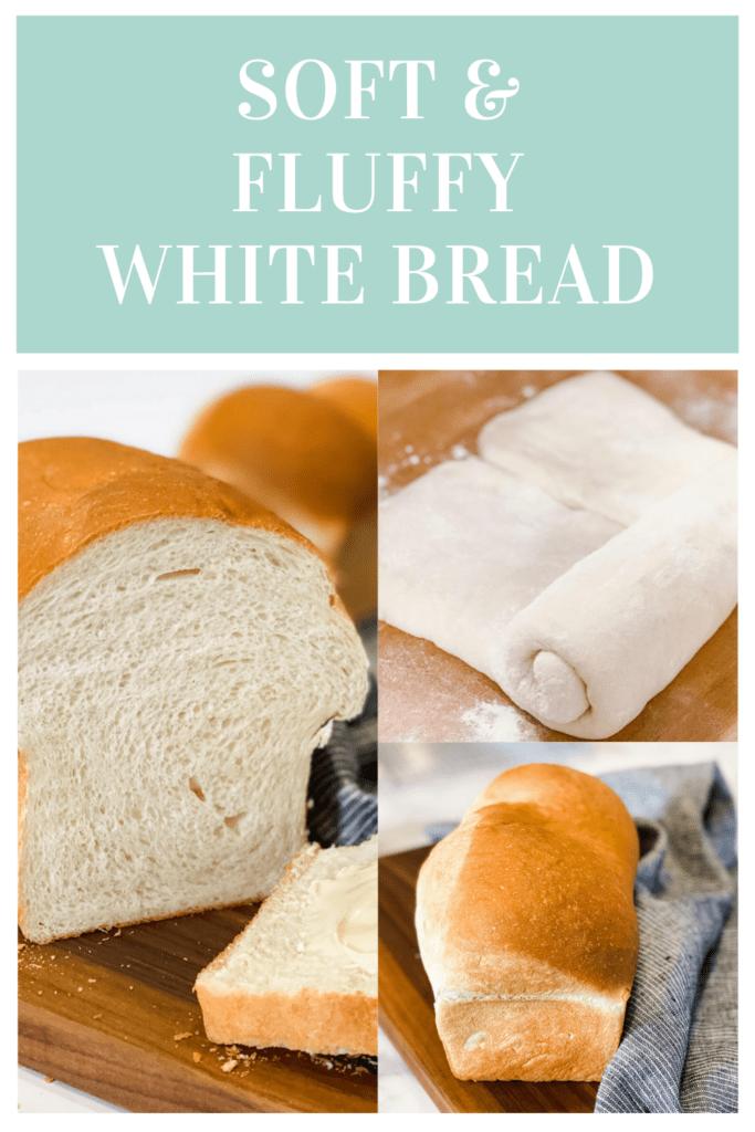 White Bread Process Shots Pin