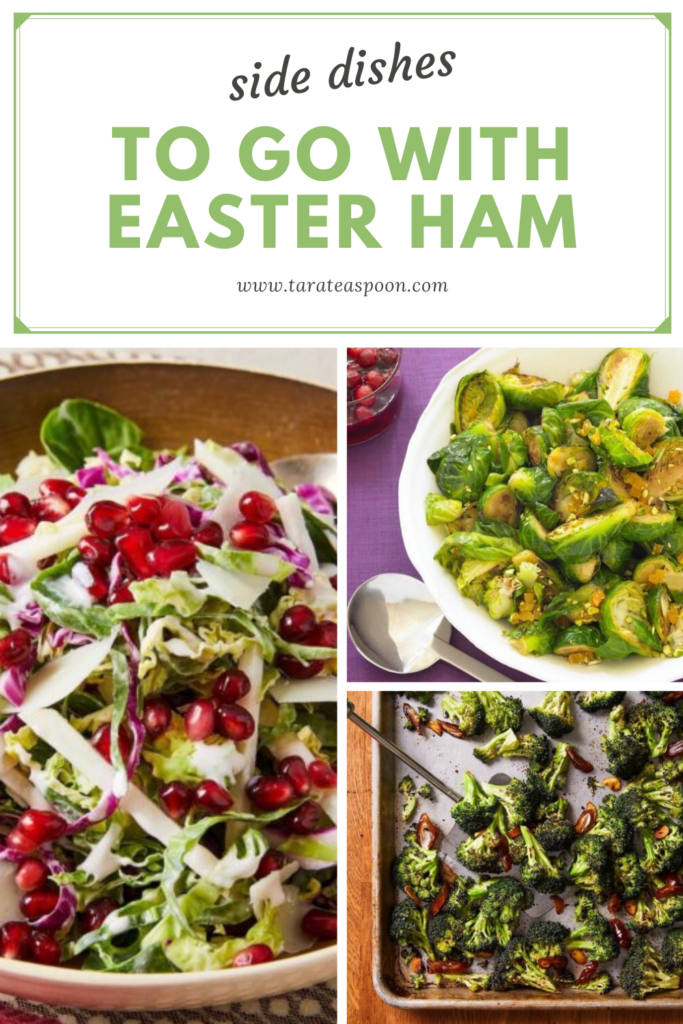 easter side dishes to go with ham pin