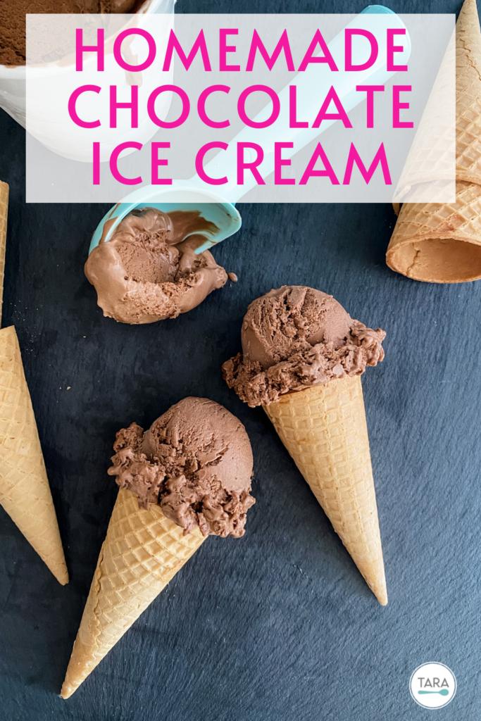 chocolate ice cream pin