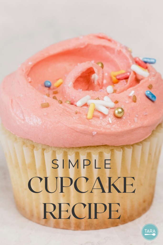 one pink cupcakes pin