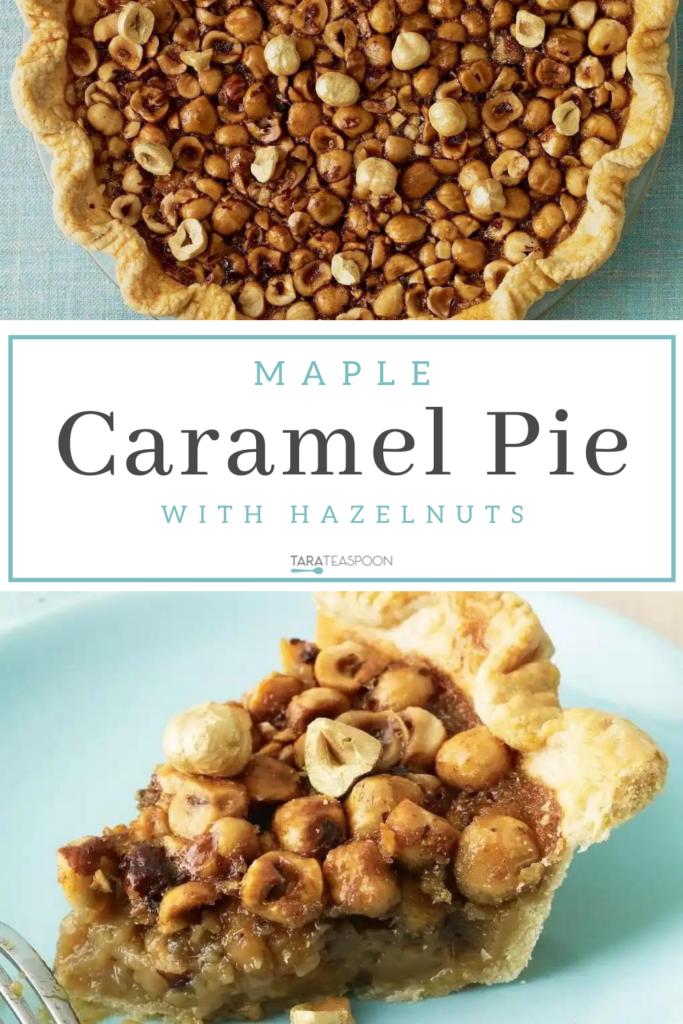 Maple Caramel Pie